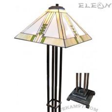 Холна стояща лампа в стил Тифани - настолна TIFFANY 2417v