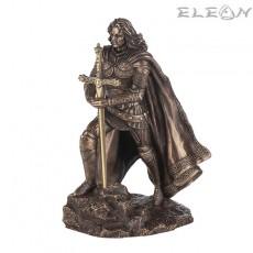 Статуетка Крал Артур 21см, изработена от полирезин