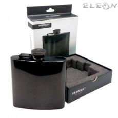 Бутилка за алкохол, черна, Vin Bouquet 151