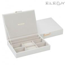 Кутия за бижута бяла