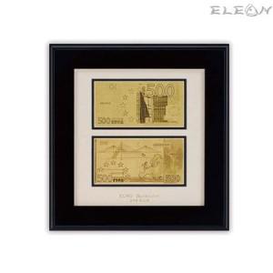 подарък Златна Банкнота Евро ORH4 - 24 карата