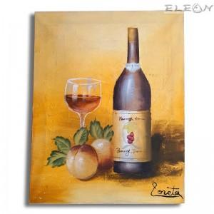 подарък Картина Вино
