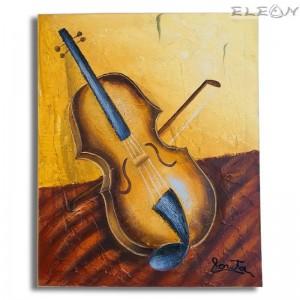 подарък Картина за музиканти - Цигулка