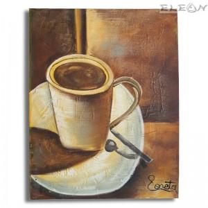 подарък Картина за стена - Кафенето