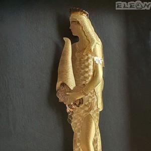 подарък Златна картина ФОРТУНА ORH25 - 24карата
