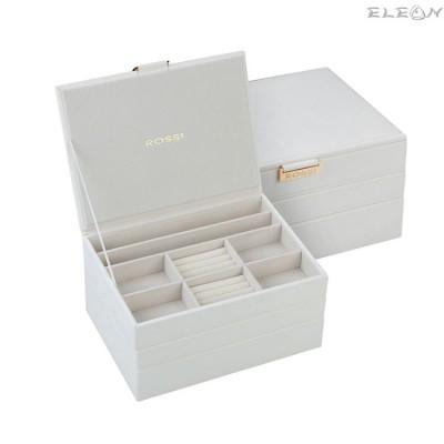 подарък Кутия за бижута на три нива