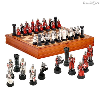 подарък Настолна игра Шах кръстоносци Vertini - WU125 WU125