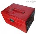 Кутия за бижута от естествена кожа SACHER - 816190