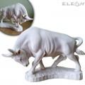 Статуетка Бик от алабастър