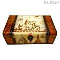 Дървена бижутерка 97731 - Paris 2