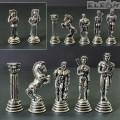Шах с месингови фигури - АТИНА