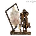 статуетка ЛЮБОВ изработена от бронз - 577240