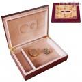Луксозна кутия за пури с рисунка