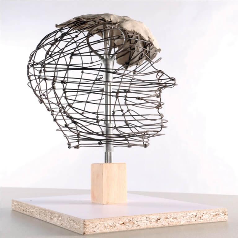 Армиране на скулптура