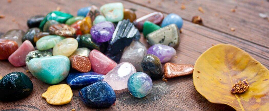 Силата на скъпоценните камъни